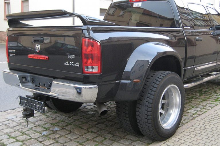 What's a Dually Truck (And Do You Need One to Tow a Travel Trailer)?