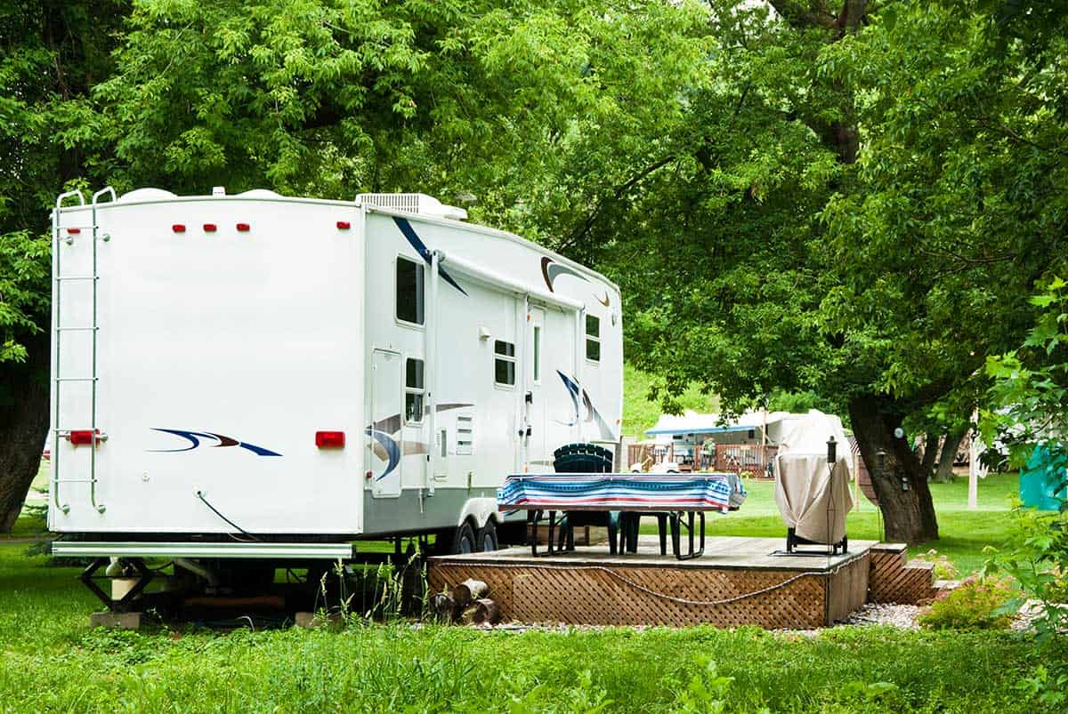 Locked out of the RV? Here's How to Get Back Inside (And