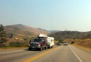Read more about the article How Fast Can You Safely Drive When Towing an RV?