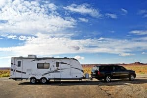 What's the Best SUV for Towing a Travel Trailer? (Inc. Six Recommendations)