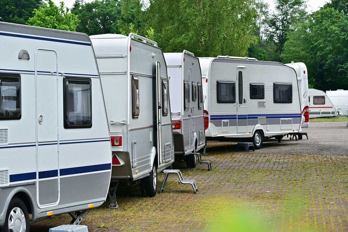 When is the Best Time of Year to Buy a Travel Trailer