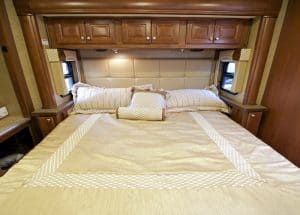 Can You Have a King Sized Bed in an RV?