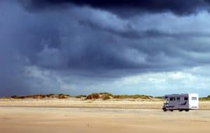 Read more about the article What Happens If An RV Gets Struck by Lightning?