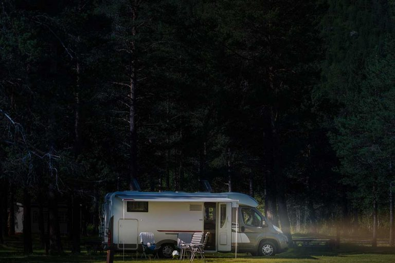RV Plugged in but No Power? Here's What to Do