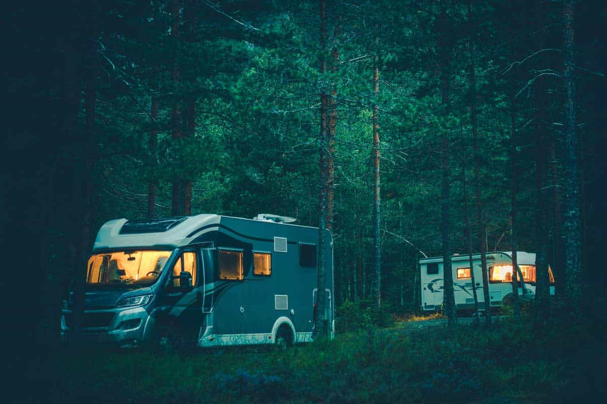 Boondocking: How to Get Electricity to Your RV Without