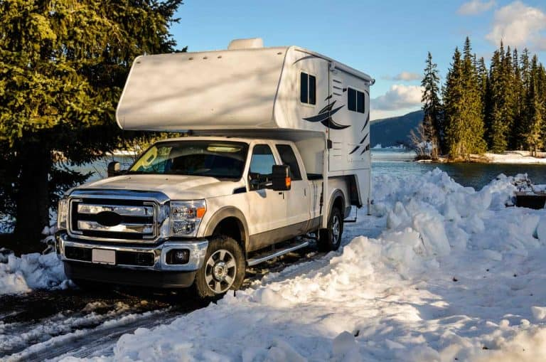 Truck Campers with Slideouts (With 7 Examples)