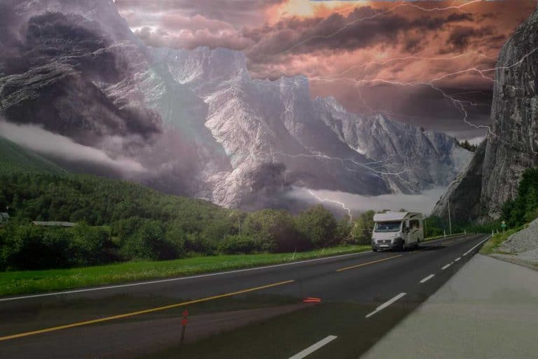 What Should You Do with an RV During a Hurricane?