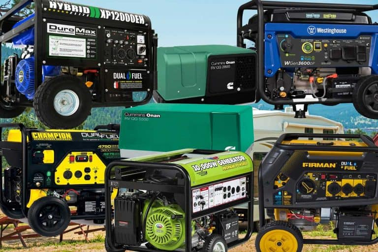 8 Best RV Propane Generators (2019 edition)