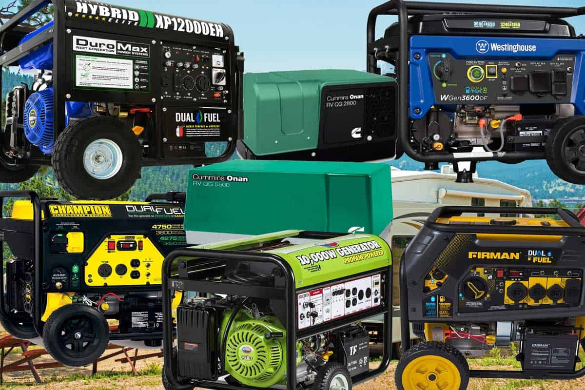 8 Best RV Propane Generators (2019 edition) - Vehicle HQ
