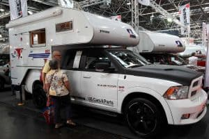 Read more about the article 8 Small Truck Campers That Take You Camping Where No Trailer Can!
