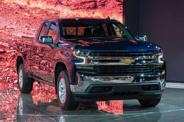 How Much Can You Pull with a Chevy Silverado?