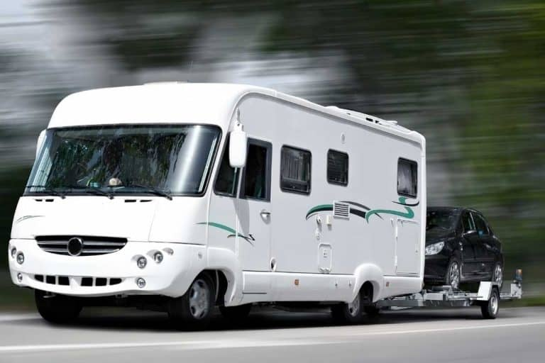 How to Safely Tow a Car Behind a Motorhome