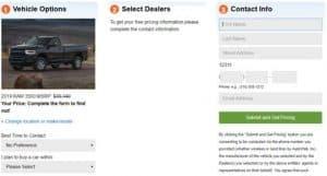 Autobytel page
