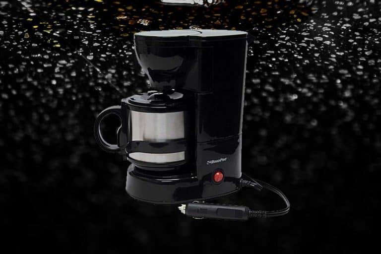 15 12-Volt Coffee Makers for RV's (And Other Options for a Cup of Joe)
