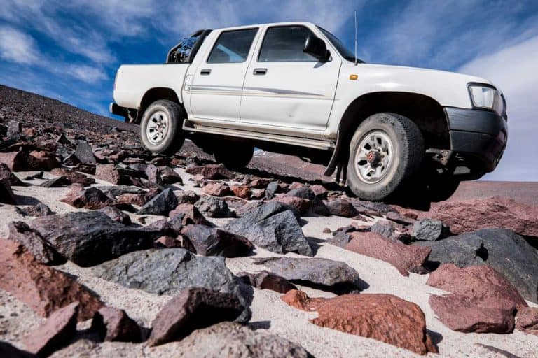 7 Crucial Pickup Truck Off-Road Tips You Need To Know