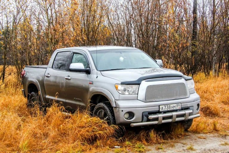 Taking Your Toyota Tundra Off Road? Here's What You Need to Know