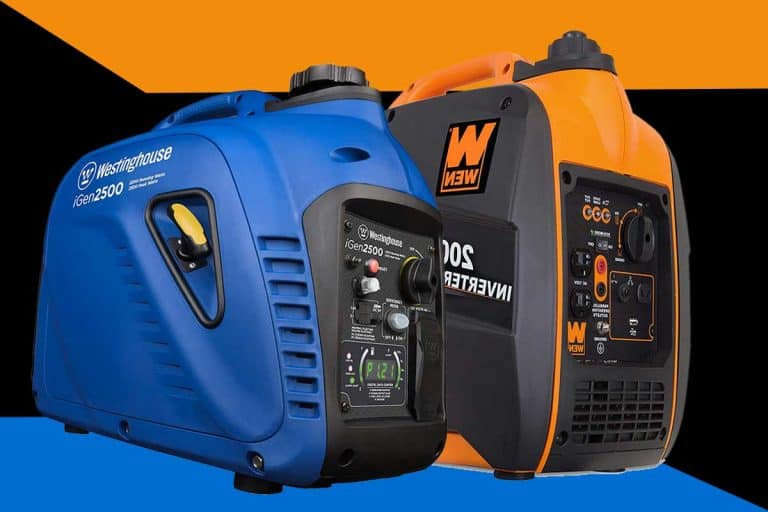What is the Best Generator for a Travel Trailer?