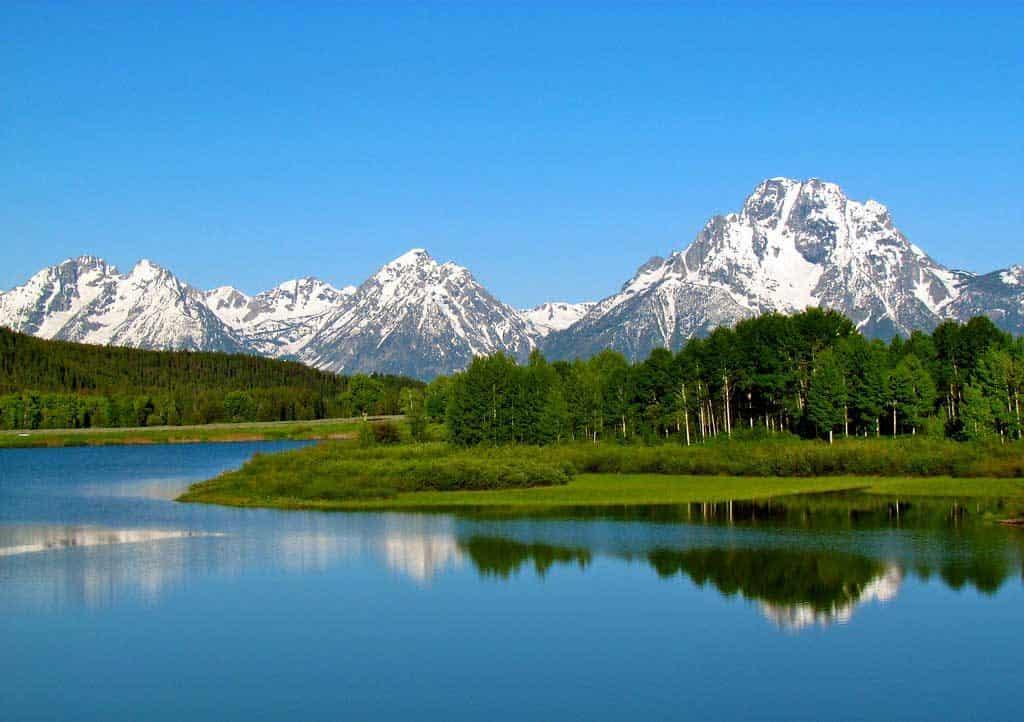 Grand Teton National Park Teton County, Jackson, Wyoming