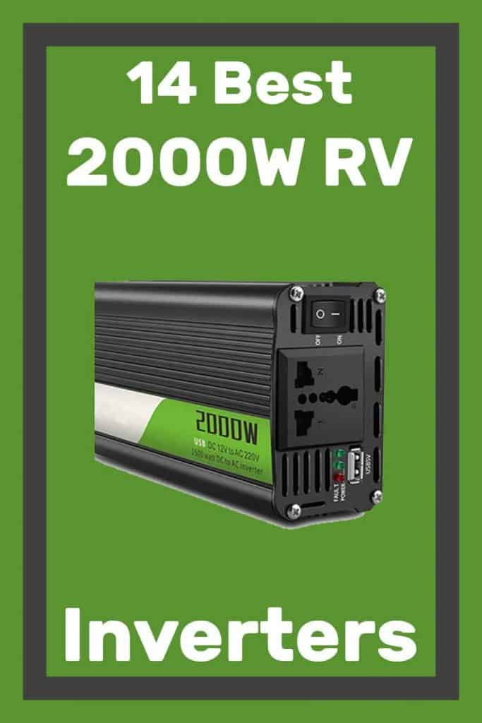 14 Best 2000W RV Inverters for Your RV