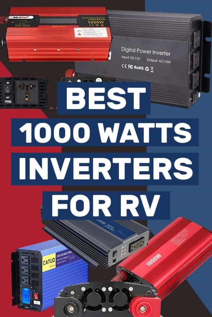 Best 1000 Watts Inverters for Rv
