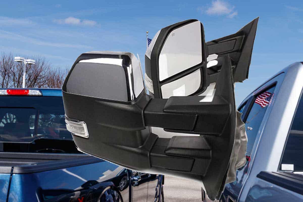 2008 Ford F 250 Side Mirror Wiring Diagram