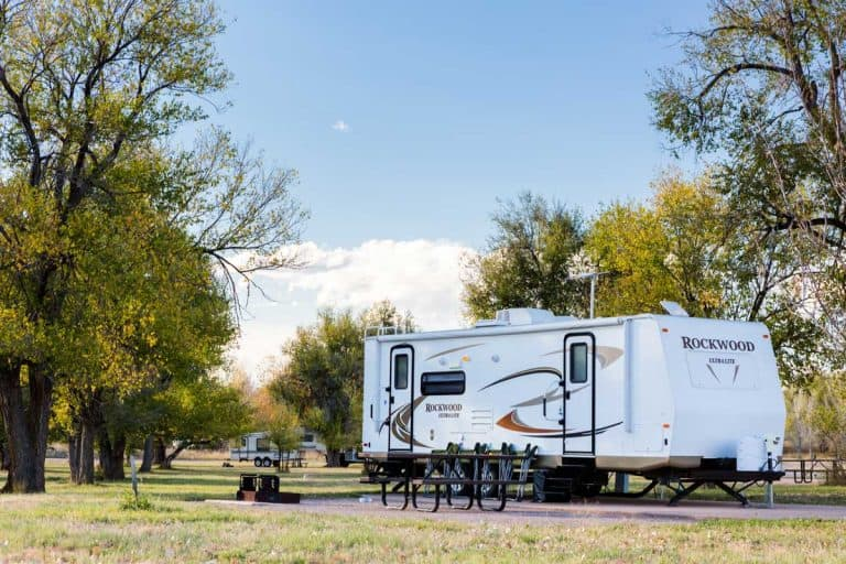 How and Where to Weigh Your Travel Trailer (Complete Guide)