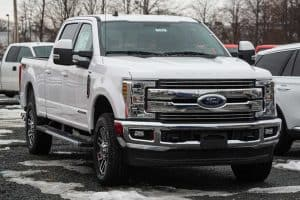 How Much Does a Ford F150 Weigh?
