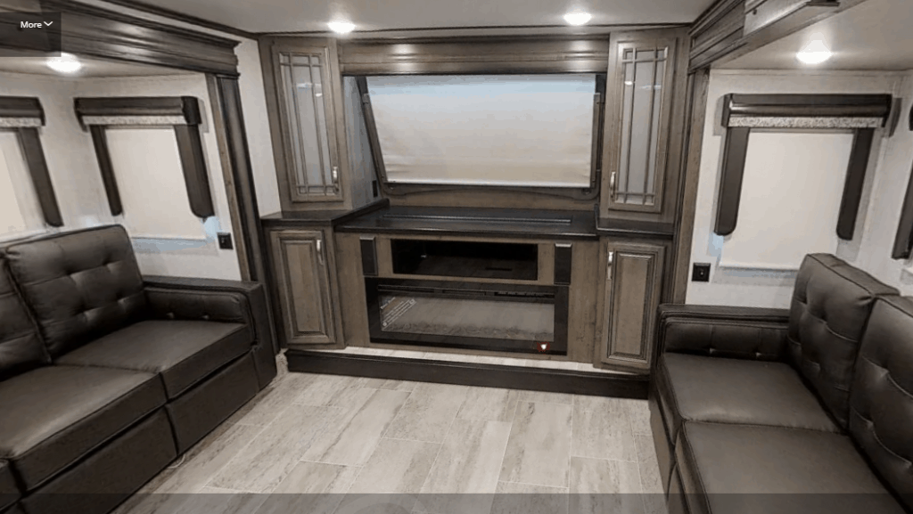 13 Fifth Wheel RVs With A Front Living Room [Illustrated Examples]
