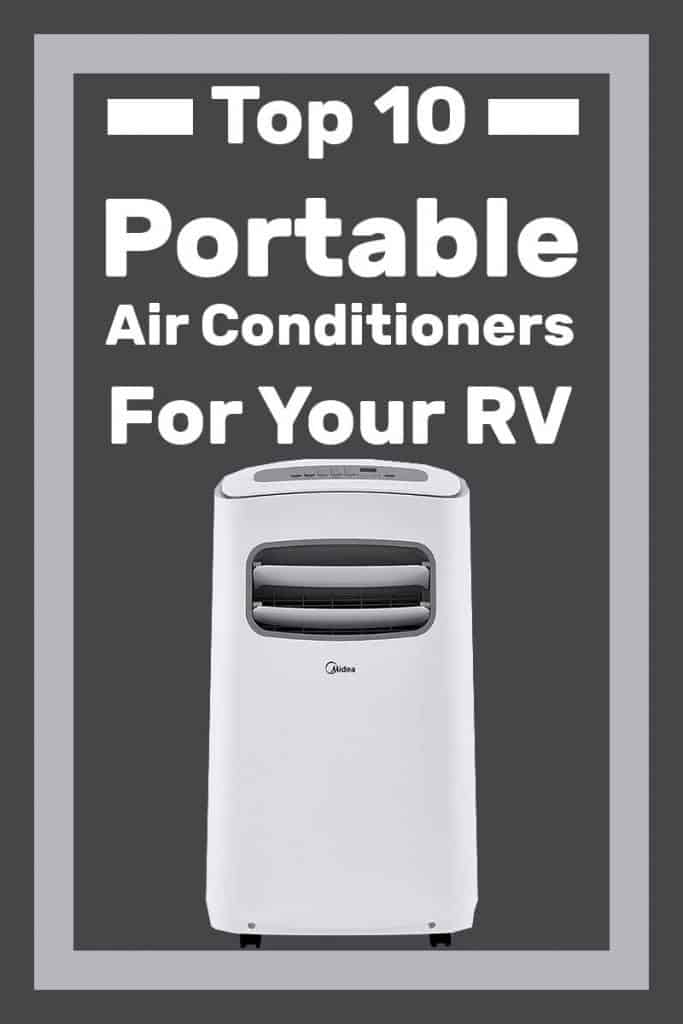 Top 10 Portable Air Conditioners for Your RV