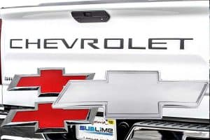 16 Super Cool Chevy Silverado Emblems [Truck Customizations!]