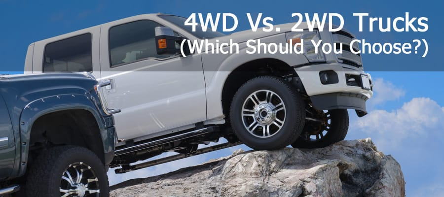 Four-wheel-drive or not? Here are the pros and cons.