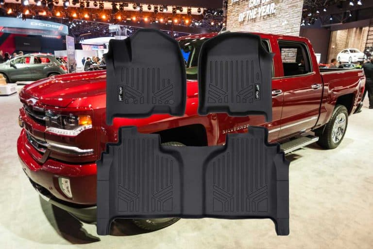 10 Chevy Silverado Floor Mats That Can Protect Your Truck's Floor