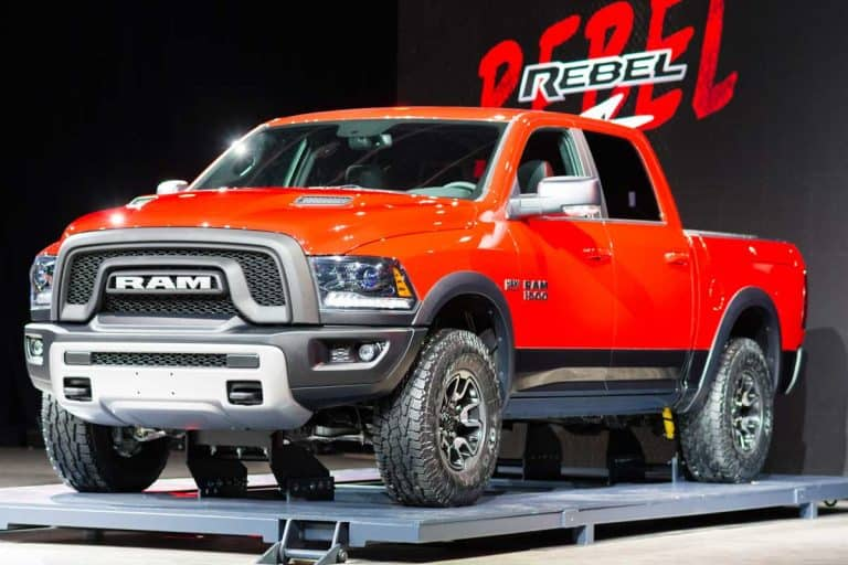 5 Types of Dodge Trucks You Should Know [Ram Pickups]