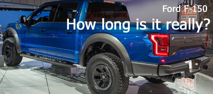 How long is a Ford F-150