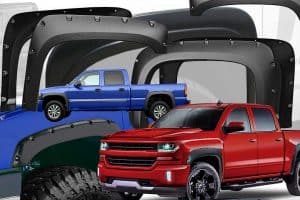 12 Chevy Silverado Fender Flares You Need to Check Out