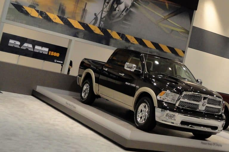 What's the Ram 1500's Curb Weight? [Inc. Weight Table By Model]