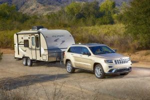 What Size Travel Trailer Can A Jeep Grand Cherokee Pull?