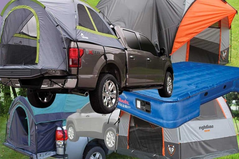 Best Pickup Truck Tent Campers That Will Enhance Your Camping Experience