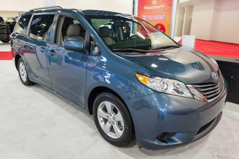 Toyota Sienna: What Are the Common Problems?