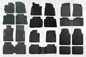 9 Toyota Camry Floor Mats That Could Protect Your Car