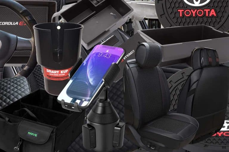 15 Toyota Corolla Interior Accessories You Totally Should Get