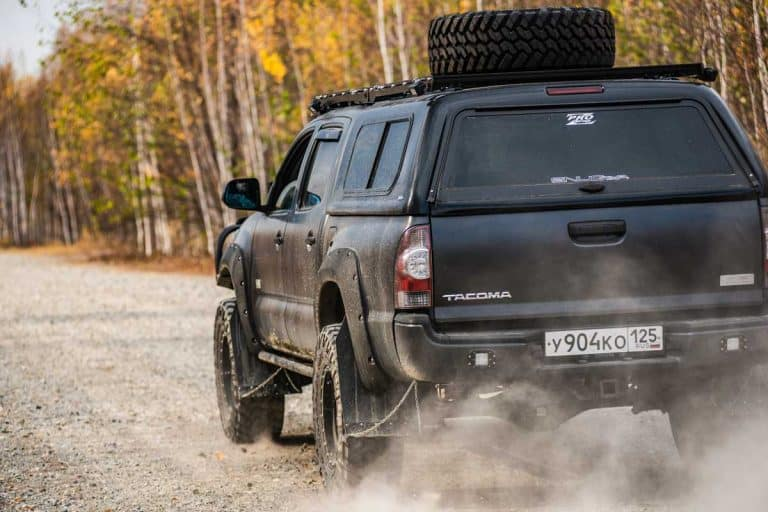 Toyota Tacoma: How Much Horsepower and Torque?