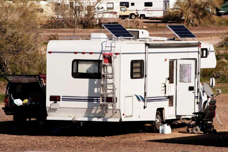 What is the Best Size Solar Panel for an RV?