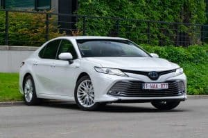 Read more about the article Which Toyota Camry Has Leather Seats?