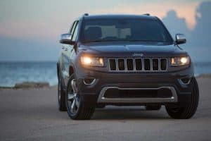 Does The Jeep Grand Cherokee Have A Third Row?