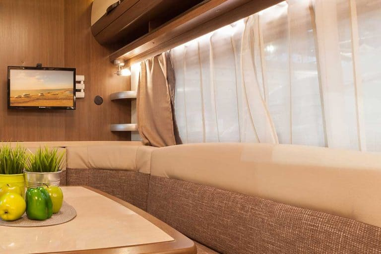 RVs with a Rear Living Room [Inc. 12 examples]