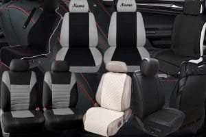 10 Cool Toyota Camry Seat Covers To Choose From