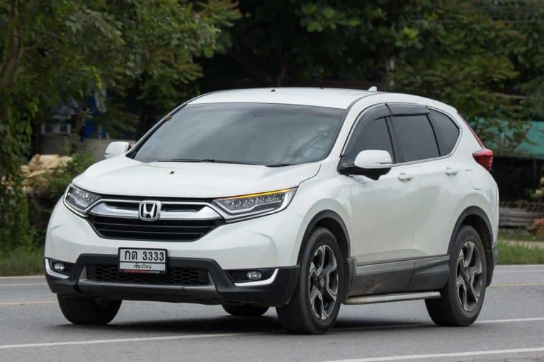 Can You Flat Tow a Honda CR-V?
