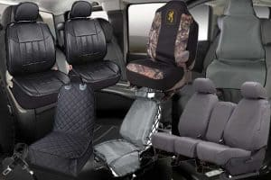 Best Seat Covers for Pickup Trucks