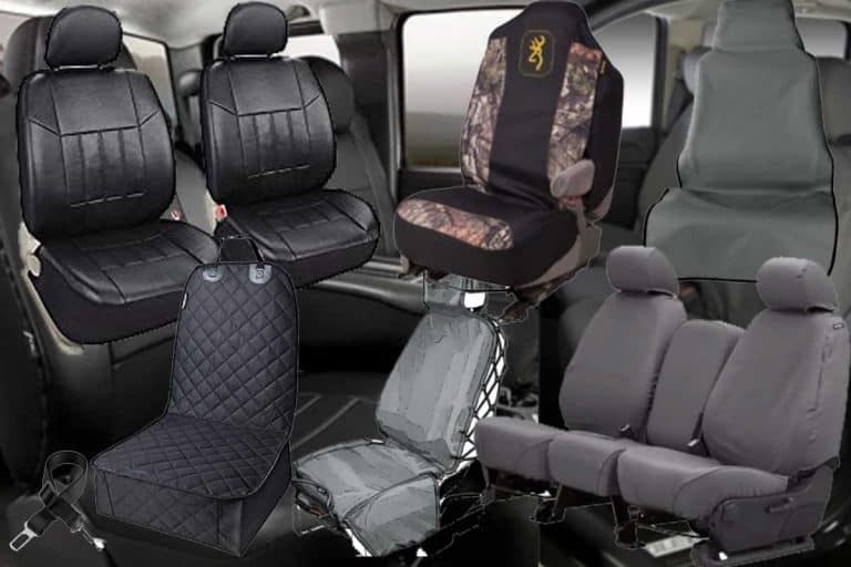Top 10 Seat Covers for Pickup Trucks